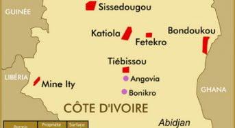 Le projet aurifère Ity en Côte d'Ivoire entrera en production plus tôt que prévu