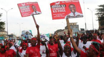 Tenu un samedi, jour inhabituel, le scrutin local n'a pas drainé du monde à Abobo (REPORTAGE)