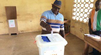 Régionales en Côte d'Ivoire: La CEI donne Adjoumani vainqueur dans le Gontougo malgré les protestations