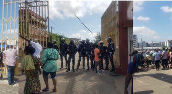 Contentieux au Plateau en Côte-d'Ivoire: Les «Sans-bruit» de Jacques Ehouo soupçonnent la CEI de «tripatouillage»