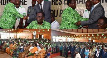 Côte-d'Ivoire: Les opposants à Ouattara se réunissent au congrès du parti de Bédié (RECIT)