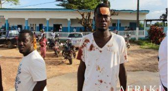 Cavally Cote-d'ivoire: Les partisans bagarreurs des candidats s'expliquent