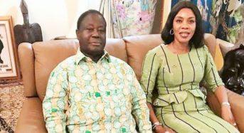 """Elections en Côte d'Ivoire: Bédié appelle les militants de son parti à """"s'opposer à la fraude''"""