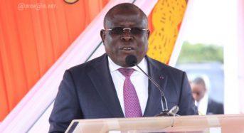 La coalition au pouvoir en Côte-d'Ivoire va remporter la présidentielle de 2020 «au 1er tour», affirme Bacongo