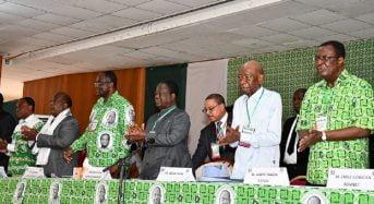 Côte-d'Ivoire: «Si le RDR  touche au PDCI, il nous  trouvera  sur son chemin»