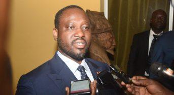 Abel Djohoré tance Soro en Côte-d'Ivoire: « Quand on veut un destin national, il faut avoir du cran et du courage….»