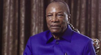 Guinée: Condé s'énerve contre les médias et Ong français qui omettent la «responsabilité» de la France depuis le NON de 1958