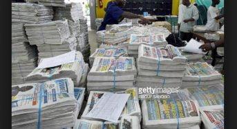 Côte d'Ivoire: Les patrons de presse annoncent «une journée presse morte» pour protester contre Edipresse (distributeur)