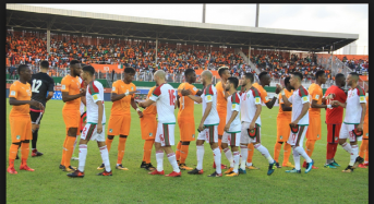 CAN 2019: La liste des 25 joueurs de la Côte d'Ivoire, avec deux nouveaux entrants contre la Centrafrique connue
