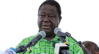 Côte-d'Ivoire: «Le PDCI est en difficulté», admet Guikahué, numéro deux du parti de Bédié