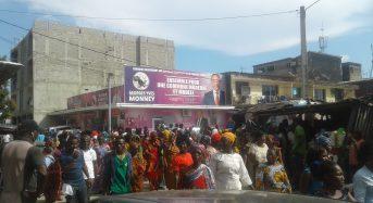 Côte-d'Ivoire : A Marcory des partisans de Georges Monney crient eux aussi à la fraude et bloquent des rues