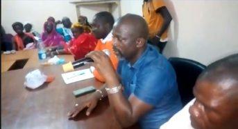 Municipales à Vavoua Côte-d'Ivoire: Koné Zakaria en campagne «menace» Kalou Bonaventure (vidéo)