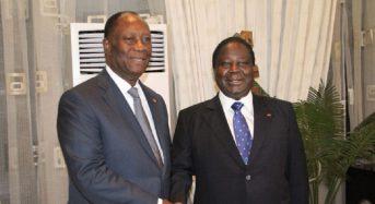 Un match palpitant en Côte-d'Ivoire: Ouattara et ses Unifiés contre les Éléphants de Bédié