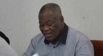 Le maire sortant de Yamoussoukro en Côte-d'Ivoire demande à son adversaire d'éviter les «injures» à son encontre