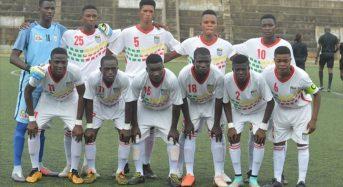 CAN U17: Le Bénin inflige six mois de prison à 10 joueurs ayant menti sur leurs âges