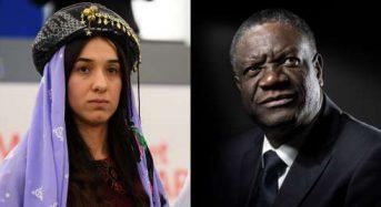 Le «Nobel de la paix» attribué à deux activistes contre les «violences sexuelles»