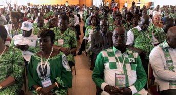 Le PDCI-RDA exclut 17 cadres pour «transhumance politique»