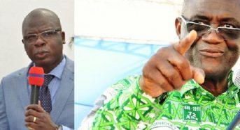 Côte d'Ivoire: Jérôme N'Guessan veut abandonner ses actions contre le PDCI si Guikahué démissionne