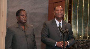 «Le PDCI de Bédié tient la dragée haute au RHDP de Ouattara en Côte-d'Ivoire, grise mine pour les pro-Soro»