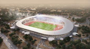 Quatre stades de 20.000 places en construction en Côte-d'Ivoire pour la CAN 2021