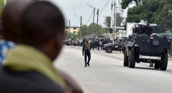 Plus de 1.000 personnes interpellées en un mois en Côte-d'Ivoire