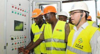 La Côte d'Ivoire crée un comité de suivi des projets financés par la Chine (gouvernement)