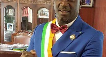 Avant la reprise des régionales dans le Guémon en Côte-d'Ivoire Méambly retourne sur le terrain pour plusieurs inaugurations