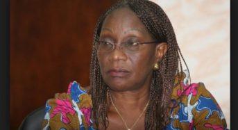 Odette Sauyet désignée responsable de l'organisation des obsèques de Sangaré en Côte-d'Ivoire