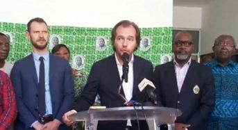 Contentieux électoral en Côte-d'Ivoire: Le PDCI ajoute deux avocats français à son collectif d'avocats