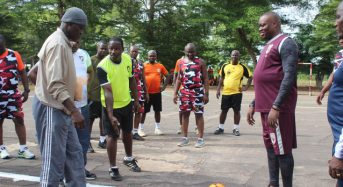 Côte d'Ivoire: Wattao donne le coup d'envoi des compétitions sportives de la garde républicaine
