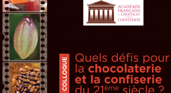 «Carton rouge» à la Côte-d'Ivoire au Salon international du chocolat à Paris