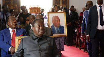 Côte-d'Ivoire: Bédié absent à la commémoration du décès de FHB pour cause de «malaise» a-t-il voulu éviter Ouattara ?