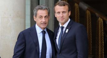 Nicolas Sarkozy, conseiller de l'ombre de Macron