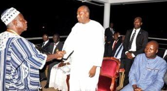 Côte-d'Ivoire: Gon Coulibaly annonce aux chefs traditionnels la construction du nouveau CHR de Man