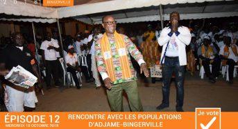 Reprise de la municipale à Bingerville Côte d'Ivoire: Le maire sortant Djoman annonce son retrait en faveur d'un «indépendant»