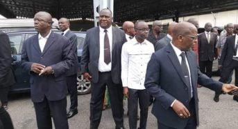 Côte-d'Ivoire:  Atteby «n'a pas giflé» le GOR excité (témoin)