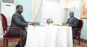 Côte d'Ivoire: ADO et BÉDIÉ rendez-vous à Yamoussoukro ?