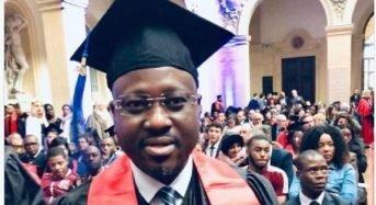 Côte-d'Ivoire: Soro obtient son MBA en Finances