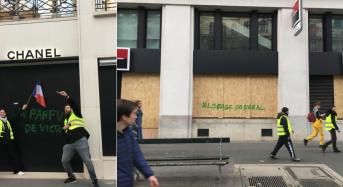 «Gilets jaunes»: 125 000 manifestants arrêtés en France, 1 385 interpellations