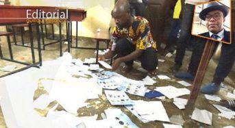 Est-ce cette démocratie fantôme que nous voulions pour la Côte d'Ivoire?  (Franklin Nyamsi Wa Kamerun)