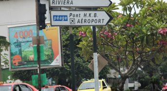 Quand s'orienter redevient facile à Abidjan en Côte-d'Ivoire avec les panneaux directionnels