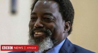 Au Congo Joseph Kabila (47 ans) «n'exclut pas d'être candidat en 2023»