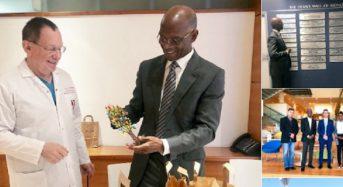 Côte-d'Ivoire: Koulibaly en Israël à la recherche de partenariats pour la commune d'Azaguié