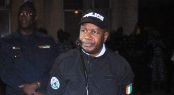 En Côte d'Ivoiredes agents du ministère de l'Intérieur organisent des marches éclatées pour réclamer des primes