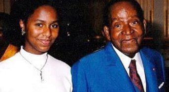Côte-d'Ivoire: Yasmina Ouégnin publie «la dernière photo» d'Houphouët-Boigny prise de son vivant