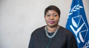 ICC La Haye: Bensouda se «félicite de l'arrestation du suspect Patrice-Edouard Ngaïsson» en France