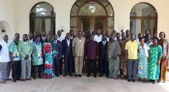 Côte-d'Ivoire: Les confidences et consignes de Bédié à la forte délégation des chefs et cadres de Koun-Fao
