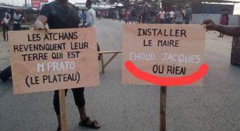 Côte-d'Ivoire: Manifestations des partisans du maire du Plateau, Jacques Ehouo, dans plusieurs communes d'Abidjan