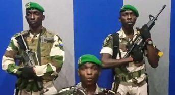 Au Gabon le chef des putschistes Ondo Obiang «mis aux arrêts, deux putschistes tués»