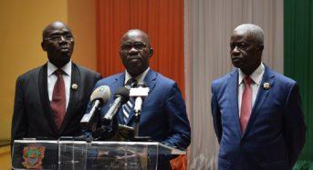 L'Assemblée nationale en Côte-d'Ivoire demande «la suspension des poursuites» contre Ehouo Jacques